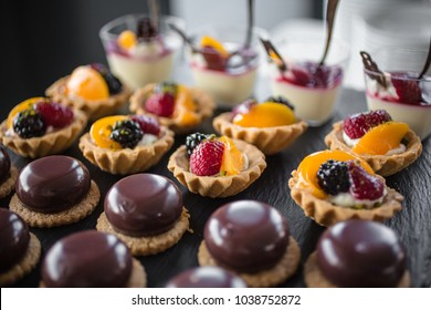 catering sweets, event finger food