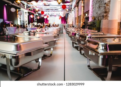 catering wedding buffet for events