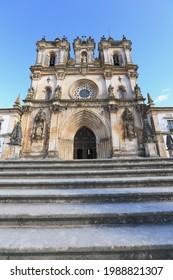 Kathedrale von Alcobaca, Weltkulturerbe der Unesco, Portugal