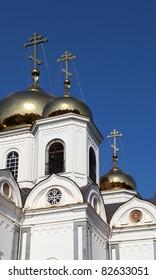Cathedral of Alexander Nevskij in Krasnodar, Russia