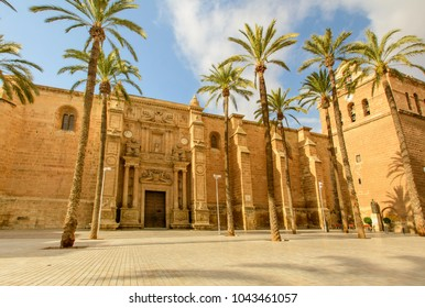 Cathedral of Almeria city, Andalusia,Spain