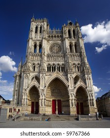 Cathedral of Amiens, France, UNESCO