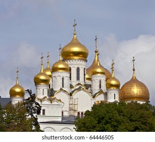 Cathedral of the Annunciation. Moscow