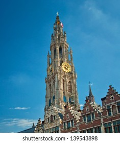 cathedral in antwerp