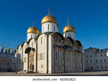 Cathedral of the Assumption (1475-1479), Cathedral Square of the Moscow Kremlin