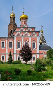 Cathedral of the Assumption, St. John Monastery, Poshupovo, Russia