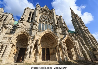 Cathedral Basilica of Our Lady of Chartres,France