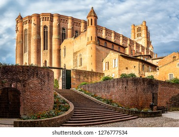 The Cathedral Basilica of Saint Cecilia (French: Basilique Cathédrale Sainte-Cécile d'Albi), also known as Albi Cathedral, is the most important Catholic building in Albi, France