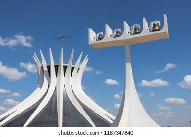 Cathedral in Brasilia