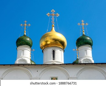 Cathedral Of The Candlemas Of The Theotokos Of Vladimir in Sretensky Monastery