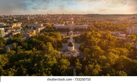 Cathedral, Chisinau, Kishivev, Moldova