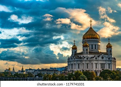 The Cathedral of Christ the Savior of Moscow
