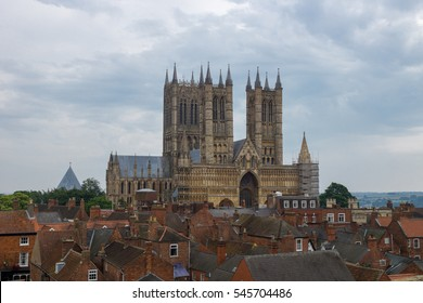 The Cathedral Church of the Blessed Virgin Mary of Lincoln, Lincolnshire, England