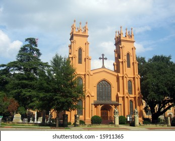 Cathedral in Columbia, SC