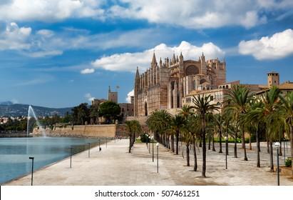 Cathedral de Santa Maria de Palma de Mallorca