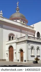 cathedral dome. la laguna. tenerife