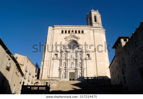 Cathedral of Girona, Catalonia,Spain