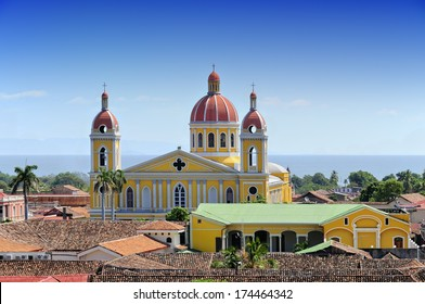 Cathedral of Granada, Nicaragua, Central America