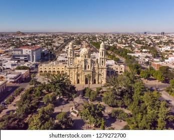 Cathedral in Hermosillo, Sonora, Mexico