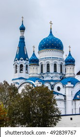 Cathedral of the Holy Virgin (Pokrovsky Cathedral), Gatchina, Russia