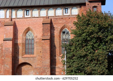The Cathedral in Kaliningrad, summer 2016, Russia