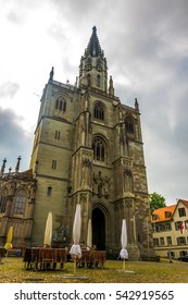cathedral in Konstanz in Germany.