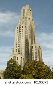 Cathedral of Learning National Landmark