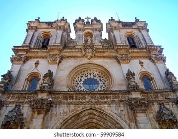 cathedral in Lisbon, Portugal