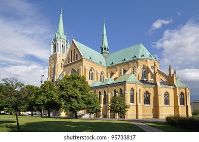 Cathedral, Lodz, Poland