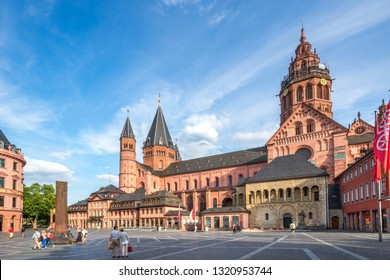 Cathedral of Mainz, Germany