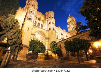 Cathedral of Malaga, Spain