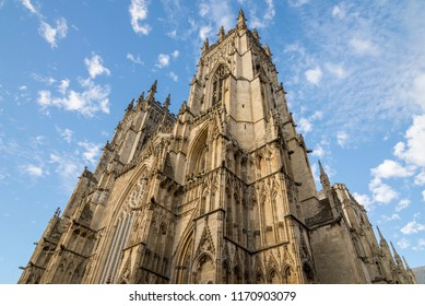 Cathedral and Metropolitical Church of Saint Peter in York, commonly known as York Minster, is the cathedral of York, England, and is one of the largest of its kind in Northern Europe.