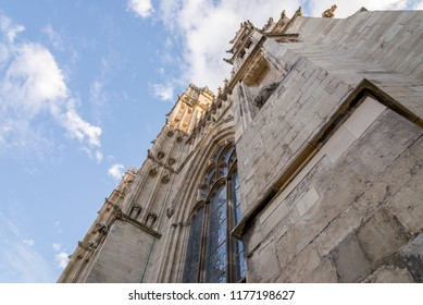 The Cathedral and Metropolitical Church of Saint Peter in York, commonly known as York Minster, is the cathedral of York, England, and is one of the largest of its kind in Northern Europe.