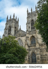 The Cathedral and Metropolitical Church of Saint Peter in York, commonly known as York Minster, is the cathedral of York, England