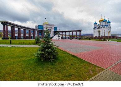 The Cathedral of the Nativity of Christ in Yuzhno-Sakhalinsk.