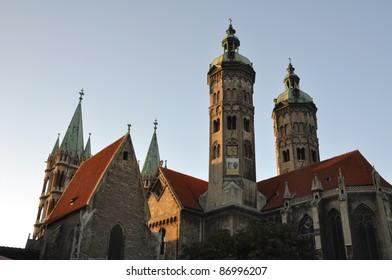Cathedral of Naumburg Germany