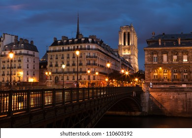 Cathedral of Notre-Dame in Paris