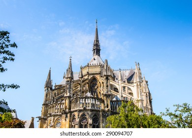 Cathedral of Notre-Dame of Rheims,  Champagne-Ardenne, France