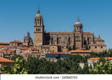 Cathedral os Salamanca, Spain