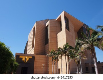 Cathedral of Our Lady of the Angels, Los Angels