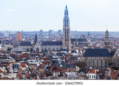Cathedral of Our Lady (Antwerp), Belgium