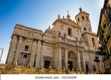 Cathedral of Our Lady of the Holy Assumption (Catedral de Nuestra Senora de la Asuncion), better known as Valladolid Cathedral, is a Roman Catholic cathedral in Valladolid, Spain.