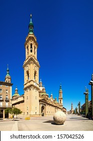 Cathedral of Our Lady of the Pillar. Zaragoza, Aragon