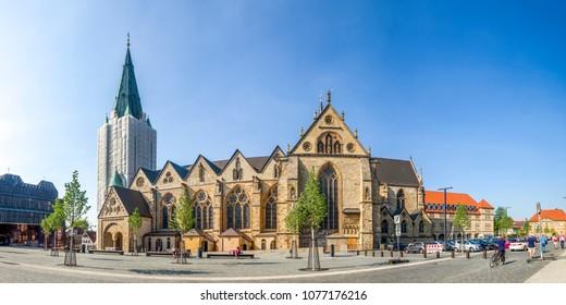 Cathedral, Paderborn, Germany