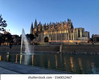 Cathedral Palma de Mallorca Spain