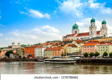 Cathedral in Passau, Germany