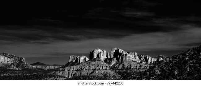 Cathedral Rock in Arizona
