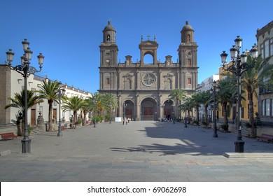Cathedral of Saint Ana, Las Palmas de Gran Canaria, Spain
