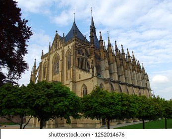 Cathedral of Saint Barbara, Kutna Hora, Czech Republic