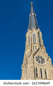 Cathedral of Saint Mary of the Immaculate Conception, Peoria, Illinois.